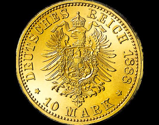 Goldmünzen Preußen österreich Mdm Deutsche Münze