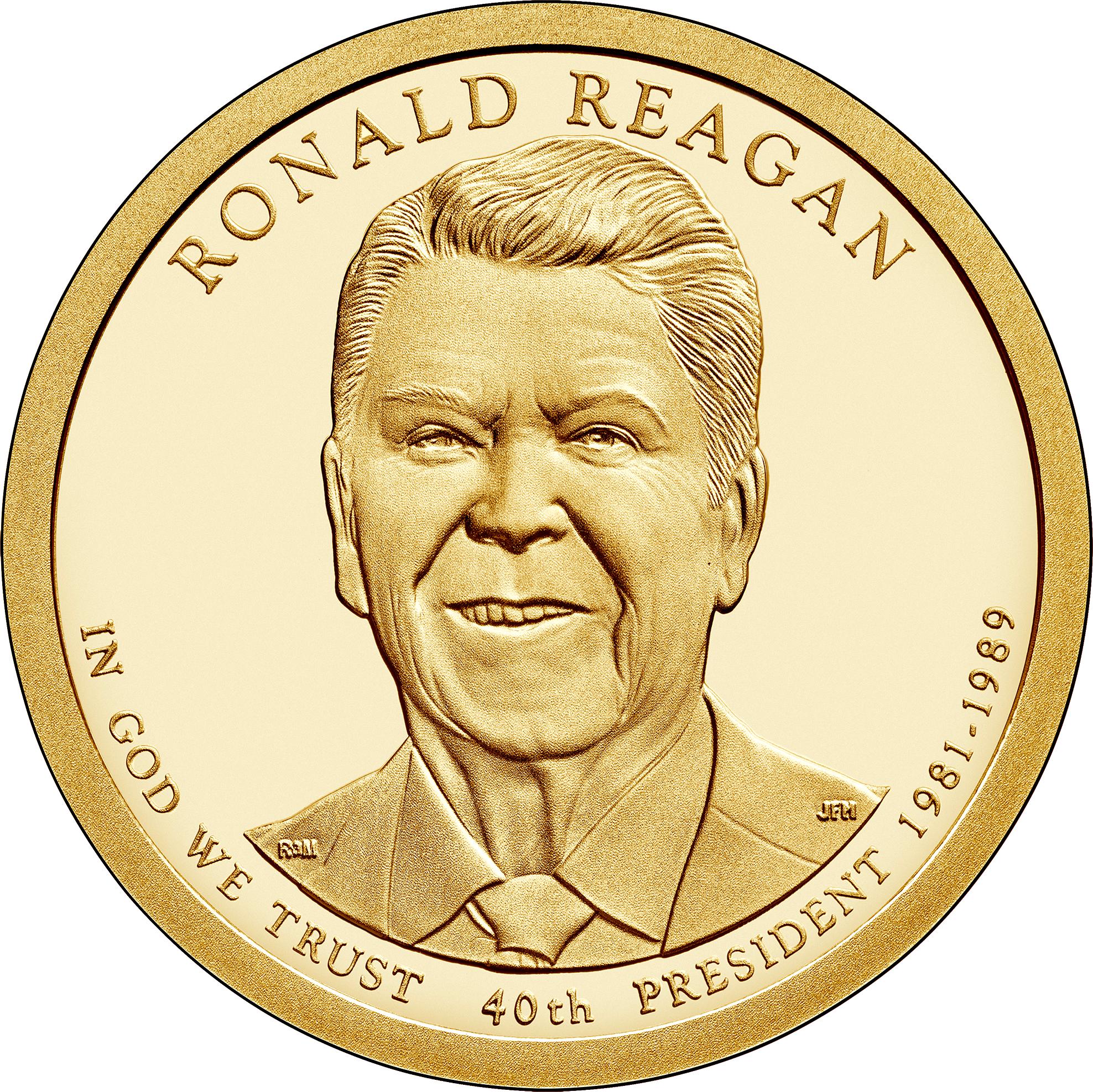 Präsidenten Dollar