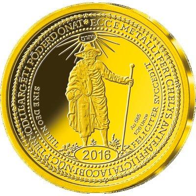 Deutschlands Teuerste Münze über 900000 Euro Mdm Deutsche Münze