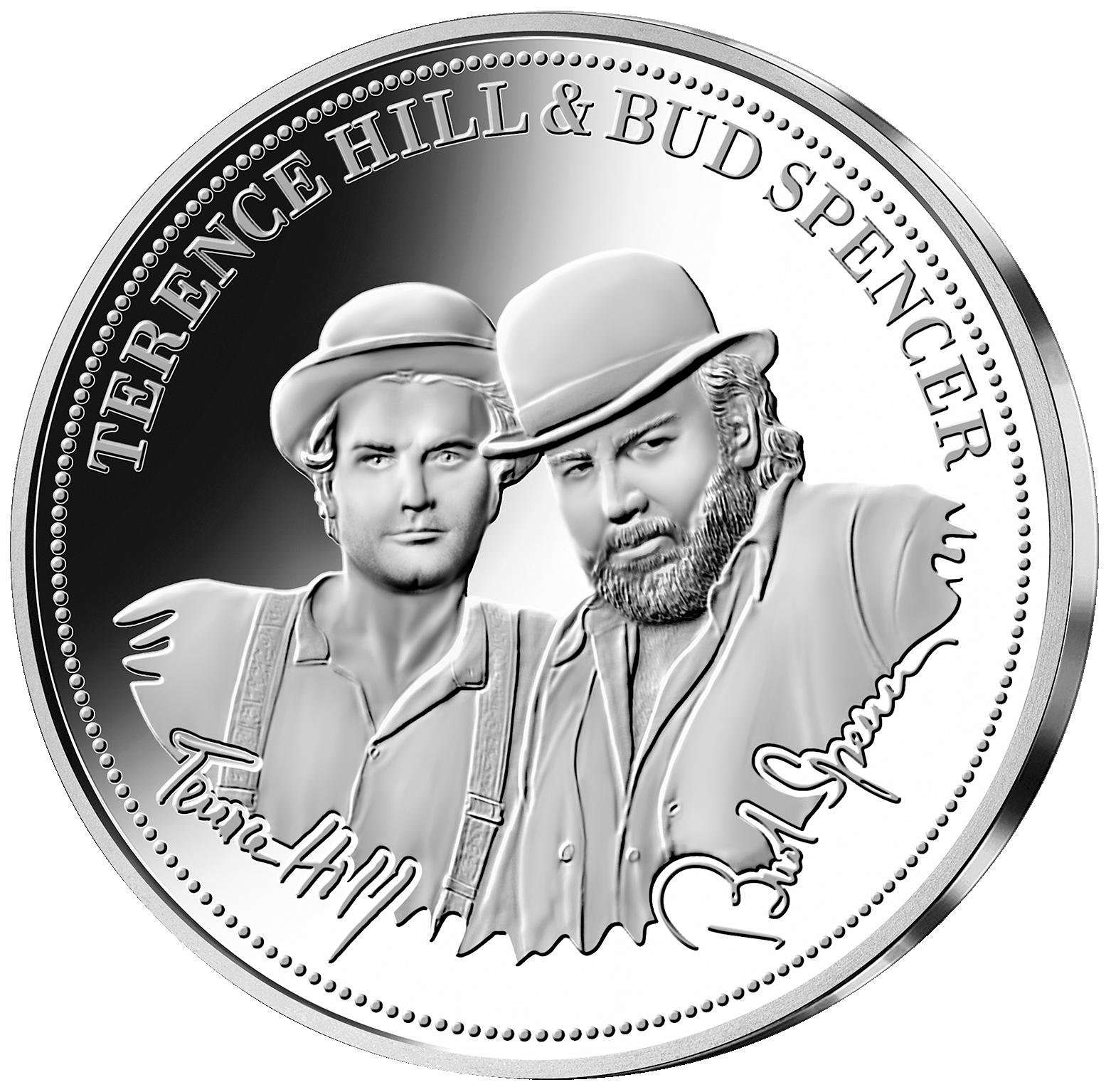 Jubiläumsausgabe 60 Jahre Terence Hill Bud Spencer 2019