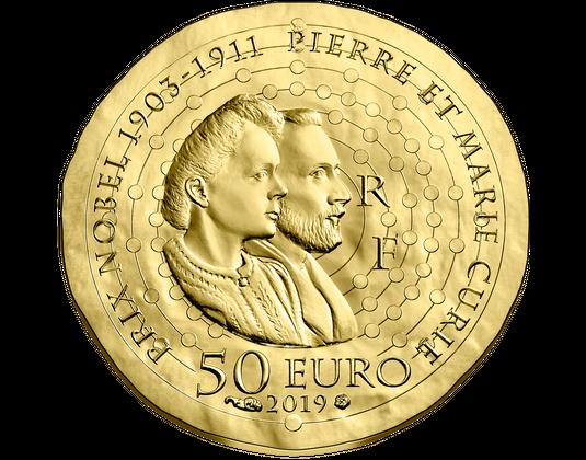 Frankreich 2019 Marie Curie Mdm Deutsche Münze