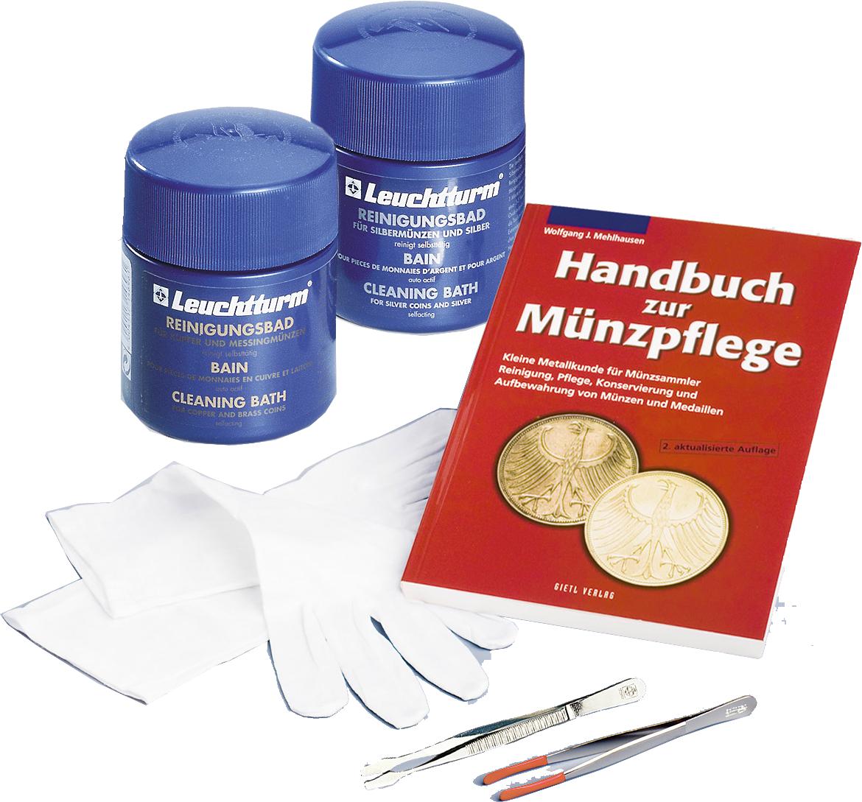 Münzen Reinigen Tipps Zur Pflege Mdm Deutsche Münze