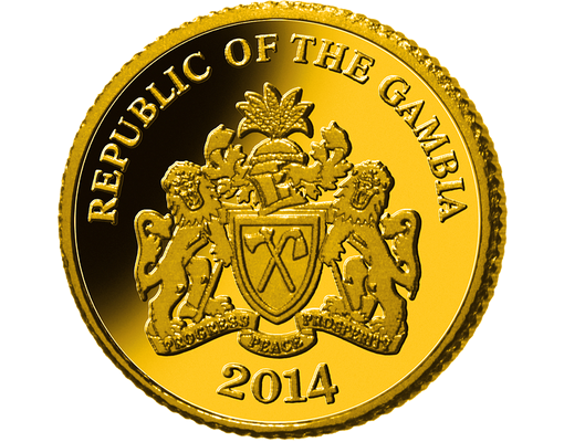 Nobelpreisträger In Gold Mdm Deutsche Münze