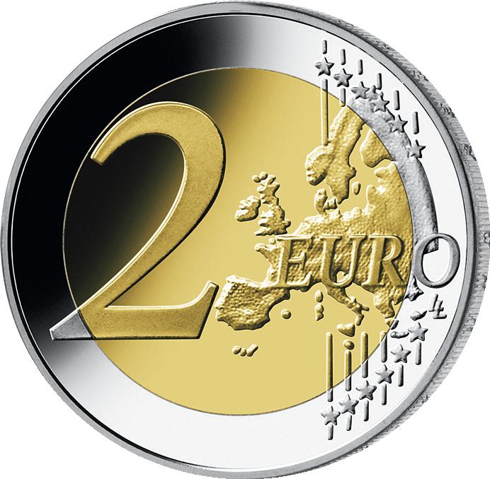 2 Euro Münze élysée Vertrag Deutschland 2013 Münzen Günstigerde