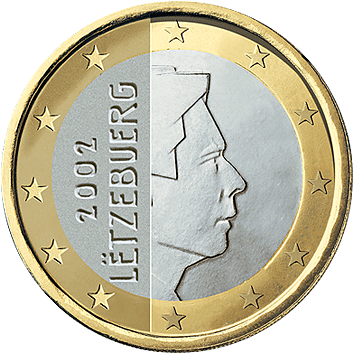 1 Euro Münzen Der Eu Länder Mdm Deutsche Münze
