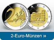 2 Euro- Münzen - 2017