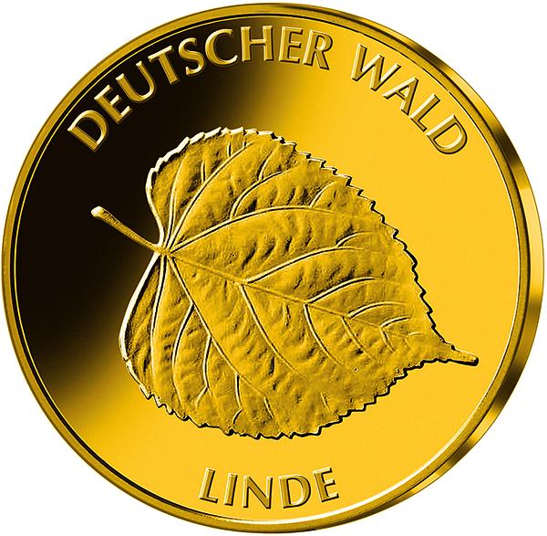 Deutscher Wald Komplett Mdm Deutsche Münze