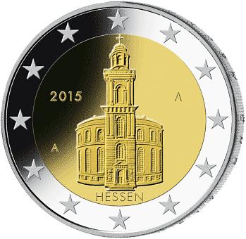 5 X 2 Euro Komplettsatz Sachsen 2016 Adfgj Münzen Günstigerde
