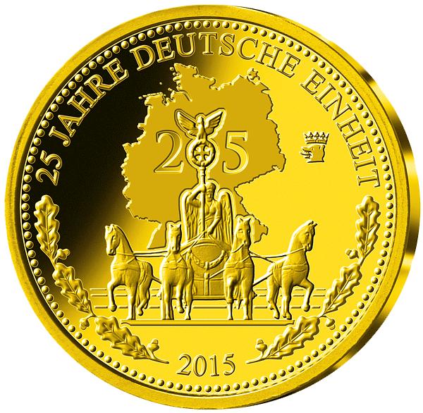 Gold Aus Deutschen Prägestätten Mdm Deutsche Münze