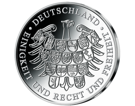 5 Euro Münze Deutschland 2016 Planet Erde Mdm Deutsche Münze