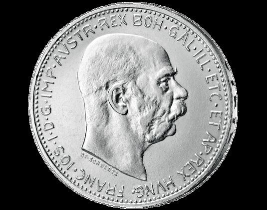 Silbermünzen Set Kaiser Franz Joseph I Mdm Deutsche Münze