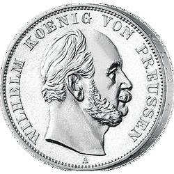 Deutsche Siegestaler Von 1871 Mdm Deutsche Münze