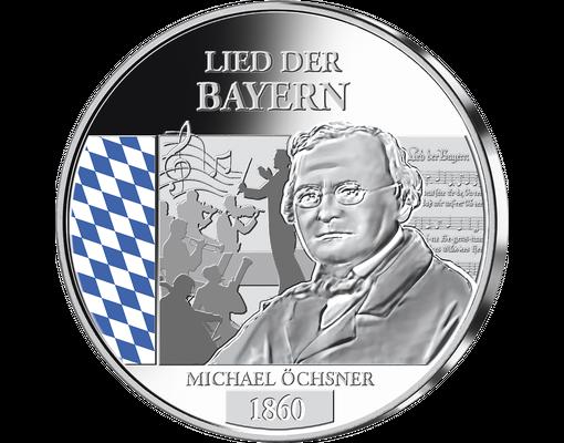 Die Deutschen Silber Gedenkprägungen Zum 100 Geburtstag Des