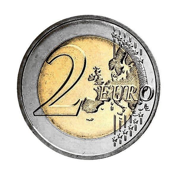 2 Euro Münze 25 Todestag Grace Kelly Monaco 2007 Münzen