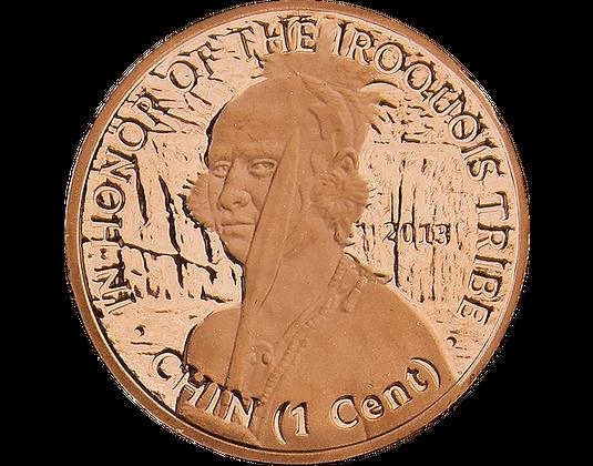 Limitierter Komplettsatz Der Mesa Grande Indianer Mdm Deutsche Münze