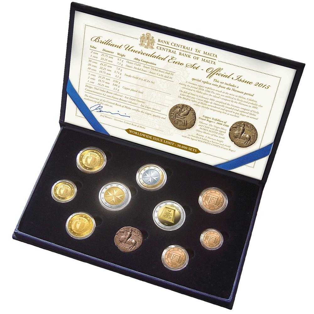 Euro Münzen Malta Münzen Günstigerde