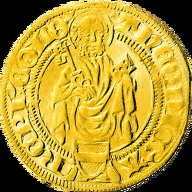 Ihre Erste Goldmünze