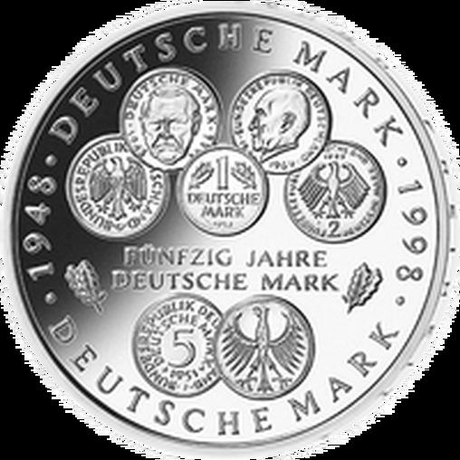 D Mark Gedenkmünzen Mit Seltenheitswert Mdm Deutsche Münze