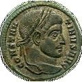 Император Константин I (Великий)