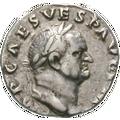 Kaiser Vespasianus