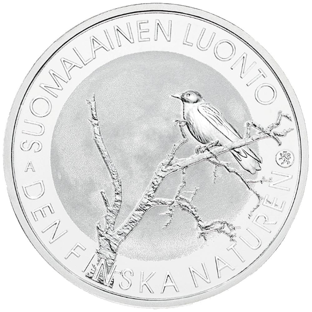 10 Euro Silbermünze Finnland Finnische Natur 2017 Pp Münzen