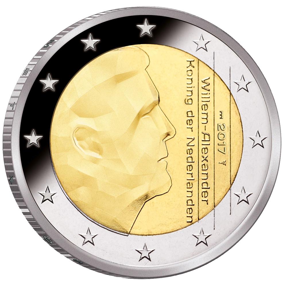 2 Euro Münzen Niederlande Münzen Günstigerde Münzen Günstigerde