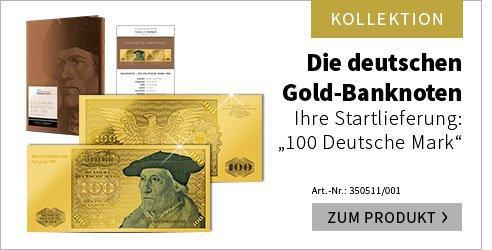 Deutsche Gold-Banknoten