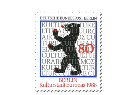 Briefmarken Berlins Im Online Shop Borekde