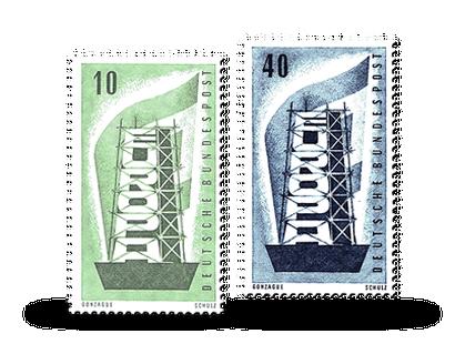 Briefmarken Der Brd Bestellen Bei Borekde