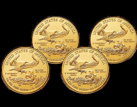 Goldmünzen Usa 2016 American Eagle Mdm Deutsche Münze