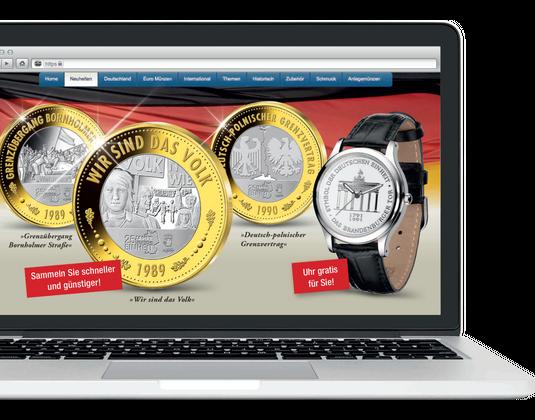 Exklusive Angebote Nur Für Sie Zu Vorzugspreisen Mdm Deutsche Münze