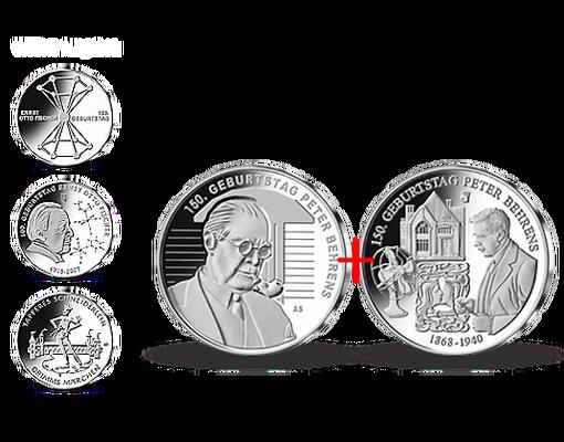 Der Deutsche Sammlerclub Präsentiert Die Neue 20 Euro Gedenkmünze