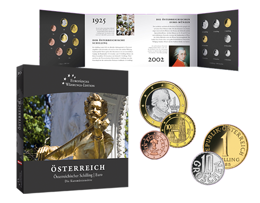 Die Europäische Währungs Edition Imm Münz Institut
