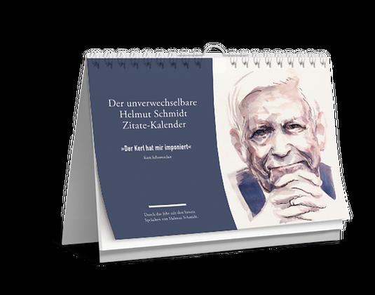 Ewig Währender Zitate Kalender Zum 100 Geburtstag Von Helmut