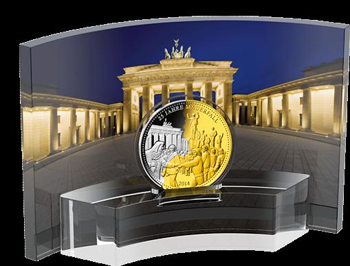 Goldsatz Zu Den 2 Euro Münzen Der Bundesländer Mdm Deutsche Münze