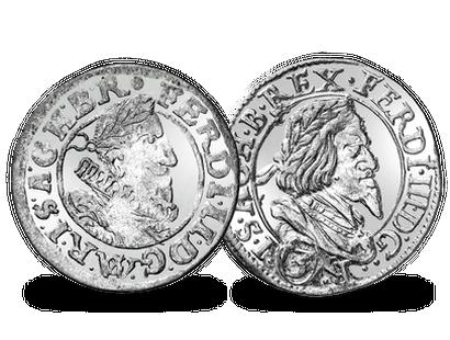 Historische Münzen Aus österreich Imm Münz Institut
