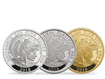 The Britannia 2018 Proof Collection