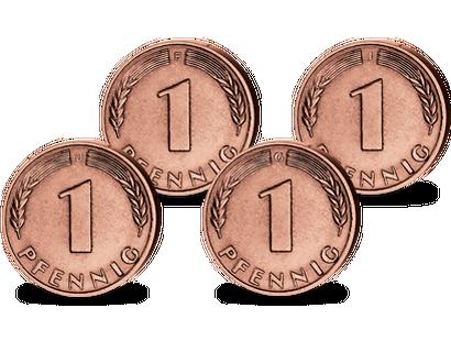 Wertvolle Dm Kursmünzensätze Mdm Deutsche Münze