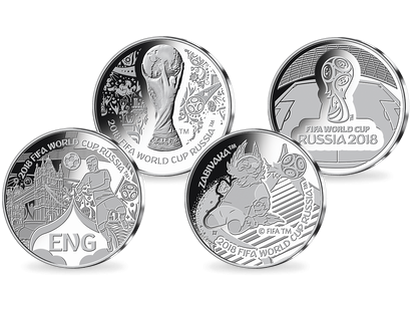 2018 FIFA World Cup Russia™ Commemorative Set