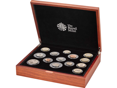 The Royal Mint 2019 Premium Proof Coin Set