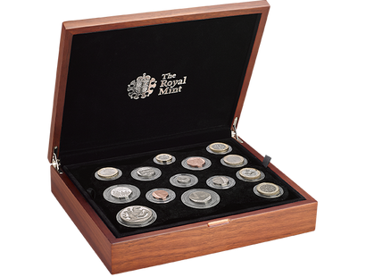 2018 Premium Proof Coin Set
