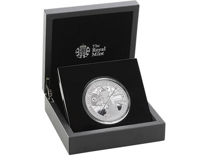 The Royal Mint Britannia 2017 1/4 oz Platinum Proof Coin