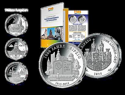 Deutsche Städte Sonderprägung Online Bestellen Mdm Deutsche Münze
