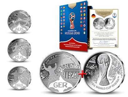Fußball Münzen Online Bestellen Mdm Deutsche Münze