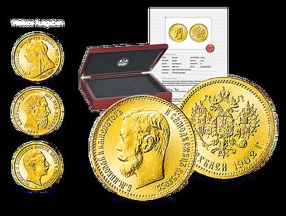 Historische Goldmünzen Kaufen Mdm Deutsche Münze