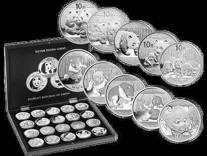 Münzen Aus China Imm Münz Institut