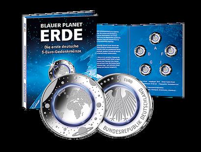 5 Tropische Zone Neuheiten Mdm Deutsche Münze