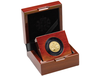 Britannia 2017 1/4 oz Gold Proof Coin