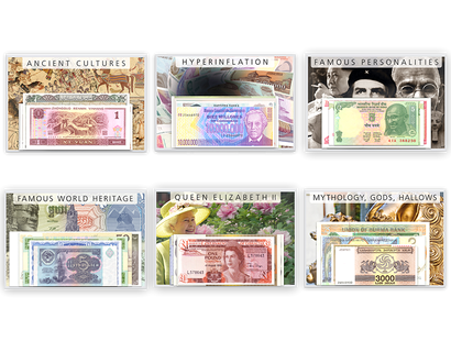 International Banknotes Collection