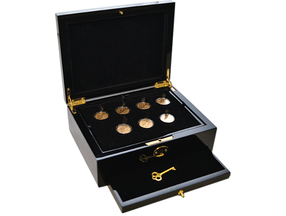 British Empire Gold Sovereign Prestige Collection